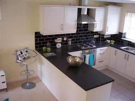 black kitchen tiles ideas brick effect tile display ideas for the house rehab