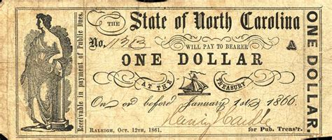 How To Make Printer Paper Feel Like Money - paper money in the civil war carolina digital history