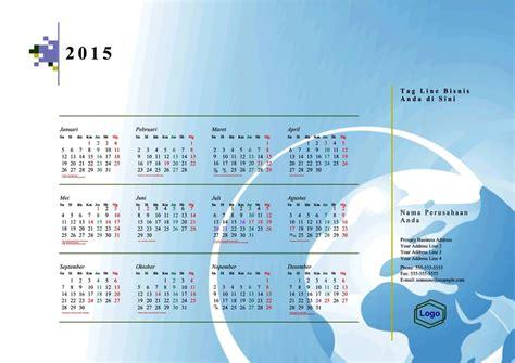 desain kalender 2015 free desain kalender 2015 vector bitmap dan pdf free