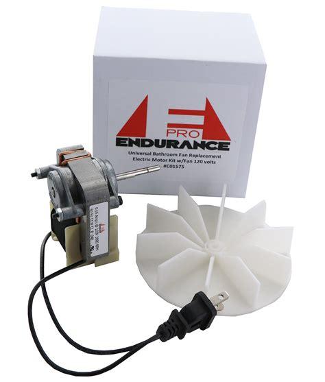 Electric Fan Motor by Best In Electric Fan Motors Helpful Customer