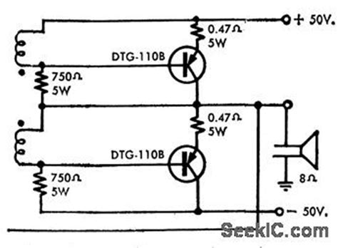 germanium transistor audio circuits index 15 audio circuit circuit diagram seekic
