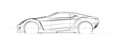 Sketches Of Cars by Design Friends Car Sketch