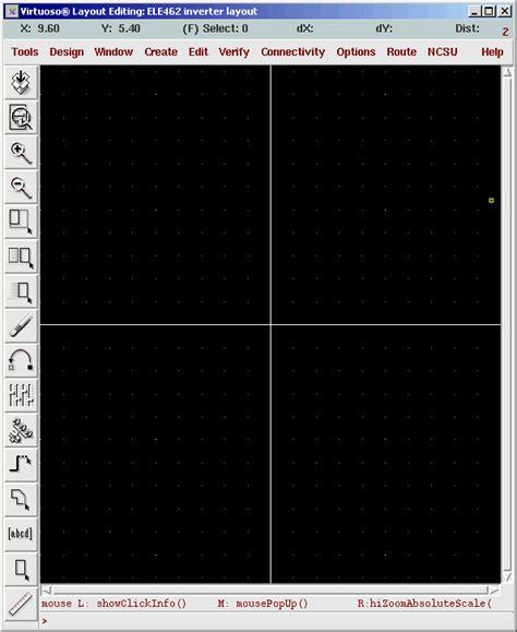 cadence virtuoso layout editor tutorial cadence tutorial of utk
