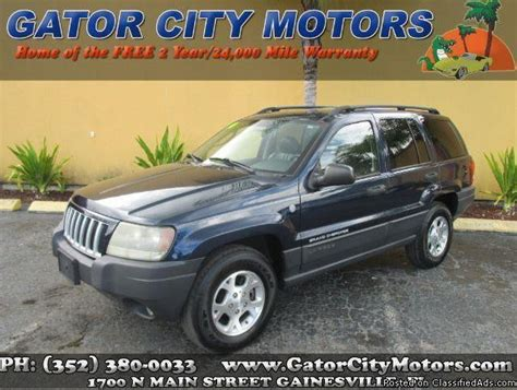 buy car manuals 2004 jeep grand cherokee electronic throttle control 2004 jeep grand cherokee laredo 4 7 v8 automatic for sale 37 used cars from 2 395