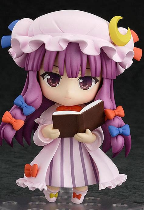 521 Nendoroid Patchouli Knowledge 521 touhou project nendoroid patchouli knowledge navito