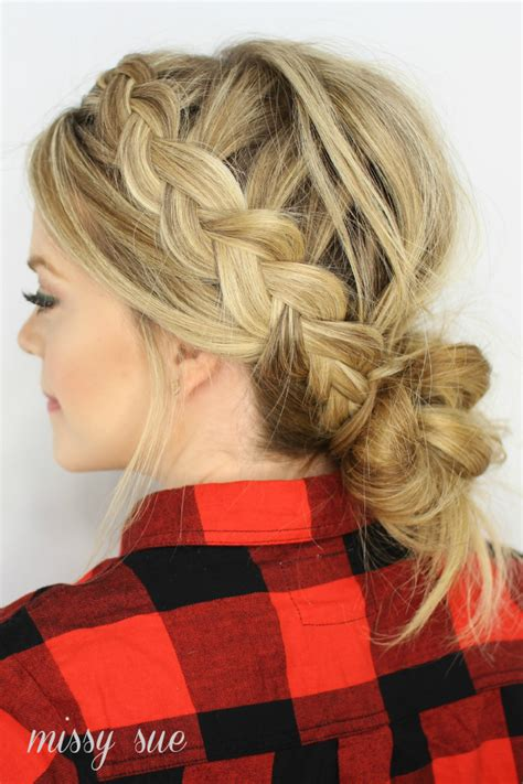 how to create messy hair with lots of volume 48 messy bun ideas for all kinds of occasions