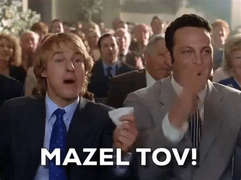 Wedding Crashers What An Idiot Gif by Mazel Tov Wedding Crashers Gif Find On Giphy