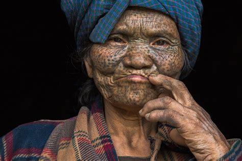 vanishing tattoo the vanishing tattooed of myanmar by lopamudra