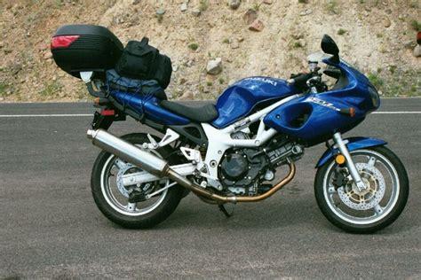 Suzuki Sv650s 2001 Piston Powered Past Bikes 2001 Suzuki Sv650s