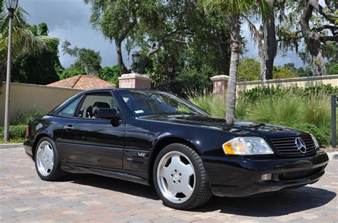 1998 mercedes sl600 convertible 113127