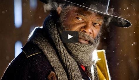 ultimo film di quentin tarantino 2015 il trailer di the hateful eight il nuovo film di quentin