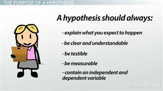 sociological hypothesis
