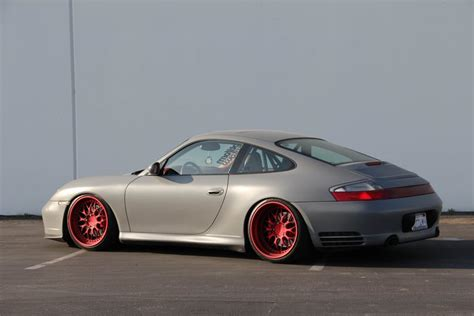 slammed porsche 911 rotiform s flat grey 911 true driving