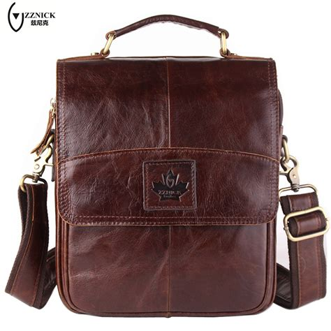 small bag zznick genuine leather bag messenger bags ᐂ