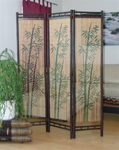paravent de le paravent bambou partout archzine fr