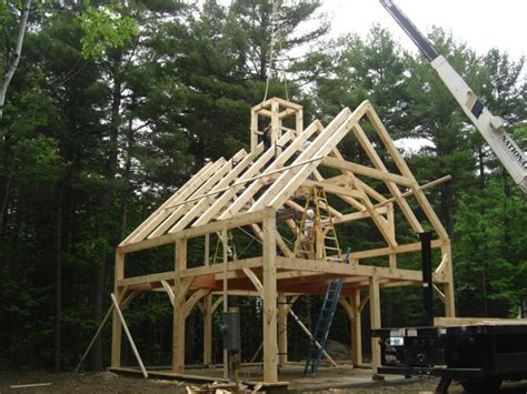 Build Your Own Kitchen Island Plans maine timber frame amp post and beam home construction
