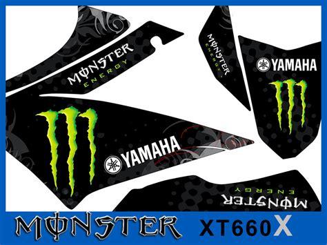 Aufkleber Yamaha Xt 660 X by Yamaha Xt 660 X Dekorsatz Stickers