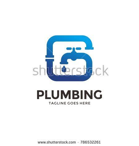 Plumbing Stock Images Royalty Free Images Vectors Shutterstock Free Plumbing Logo Templates