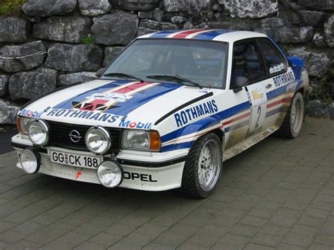 opel rally car 17 best images about opel manta gte and 400 a rally