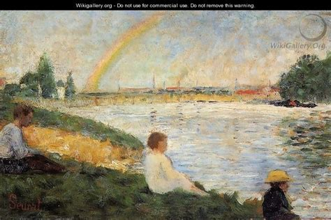 georges seurat most famous paintings bathing at asnieres 4 georges seurat wikigallery org