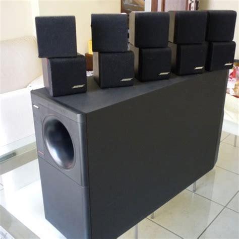 Speaker Bose Acoustimass surround speaker system home speaker system home theater speaker