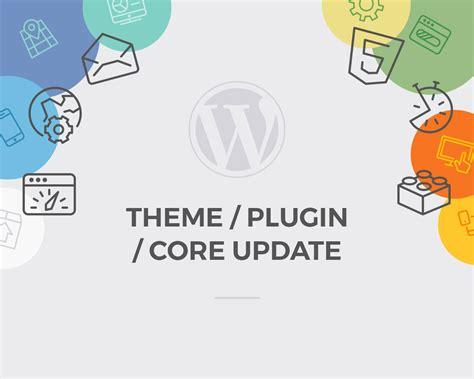 theme wordpress update wordpress theme plugin core update by quanticalabs on