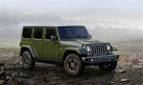 Jeep Wrangler Diesel To Come Well Before Wrangler Hybrid