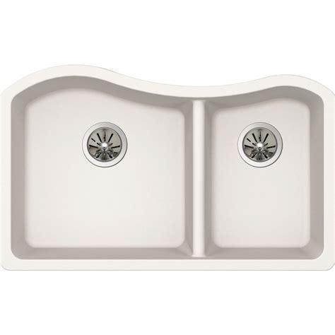 quartz undermount kitchen sinks elkay quartz classic undermount composite 33 in single