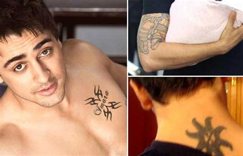 tattoo of imran khan neck top 10 bollywood celebs and their most amazing tattoos