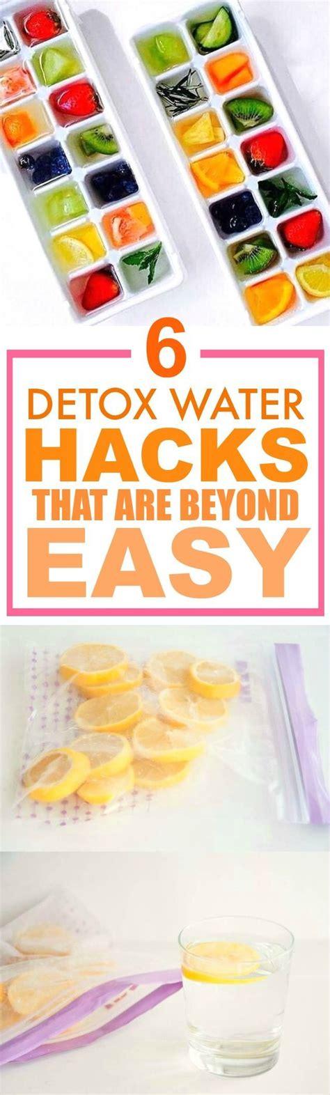Feelings When Detoxing by 6 Water Detox Hacks That Ll Make You Feel Amazing Detox
