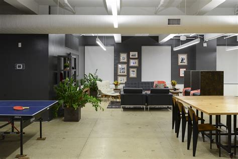 Pings Kitchen by Take A Tour Of Newscred S Cool New York City Office