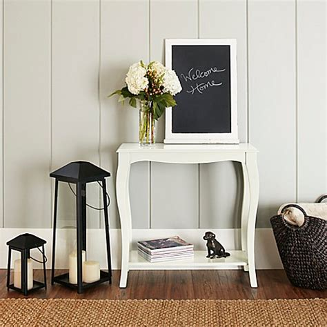 bed bath and beyond helena mt chatham house helena console table bed bath beyond