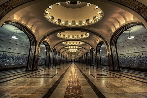 Beautiful Subway Stations by 15 Of The Most Beautiful Metro Stations In The World