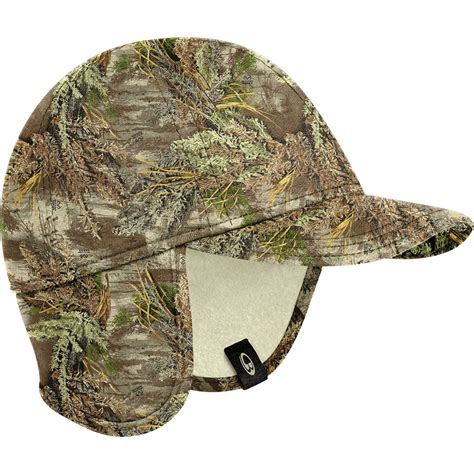 icebreaker explore realtree 174 hat with ear flaps for