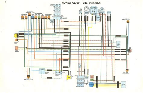 1982 honda nighthawk wiring diagram wiring diagram with