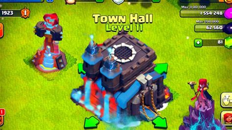 download game coc mod town hall 11 clash of clans town hall 11 loot update to be released