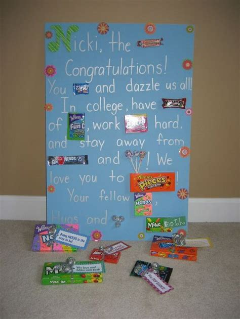Graduation Gift Card Ideas - 20 creative graduation gift ideas