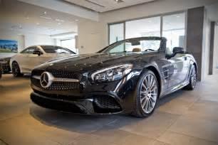 Sl550 Mercedes Mercedes 2017 Sl550 Roadster Motorcars