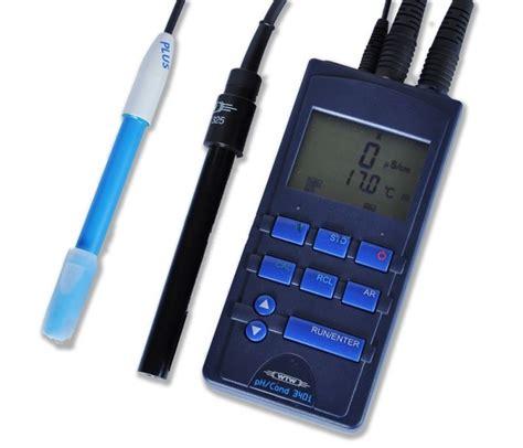 Ph Meter Ph Cond Do Meter Az Instrument 8603 Limited 2e30101201 ph cond 340i portable multi parameter set 2 wtw 2e30101201