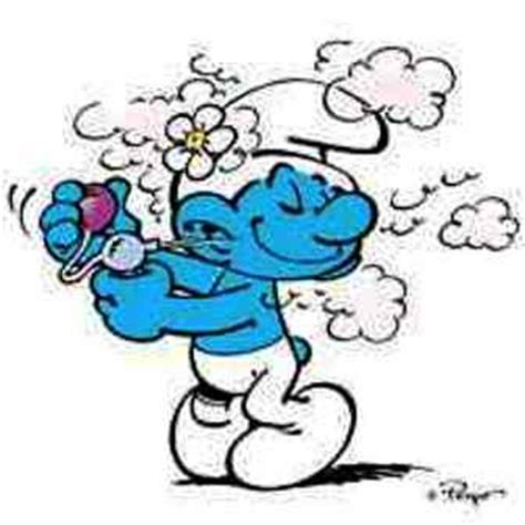 Vanity Smurf by Sweethings On Earth Smurfs Magnified