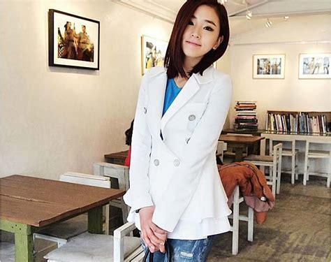 Blazer Wanita Panjang Blazer Wanita Panjang Terbaru Model Terbaru Jual Murah