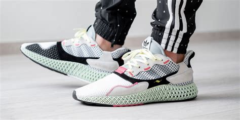 adidas zx 4000 with 4d sole is dropping november hypebeast