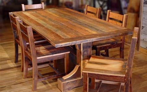Rustic dining room tables for sale decoration rustic