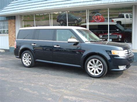 security system 2009 ford flex engine control ford flex for sale in muskegon mi carsforsale com