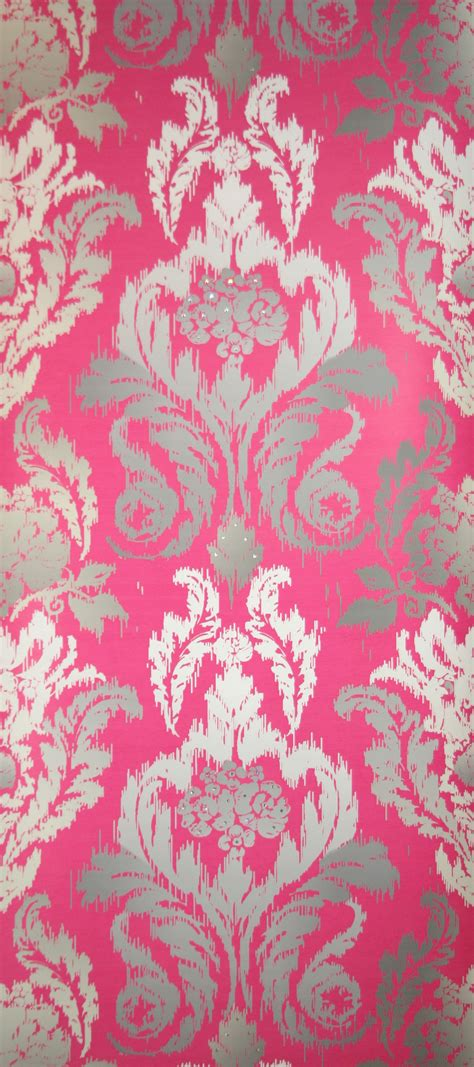 wallpaper pink uk hot pink ombre wallpaper
