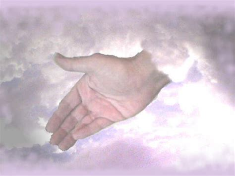 hand of god cloud god almighty speaks to me wow july 2010