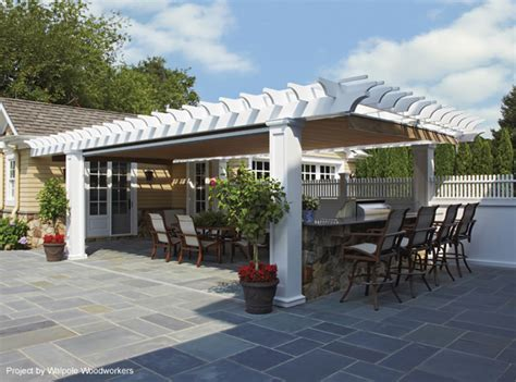 pergola canopy in southern living idea house shadefx showcase gallery shadefx canopies