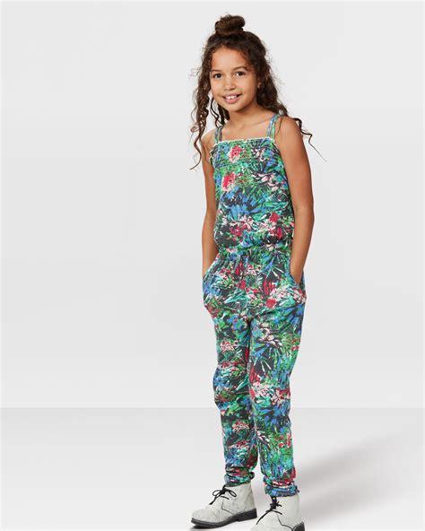 Tropical Jumpsuit by Meisjes Tropical Jumpsuit 79133708 We Fashion