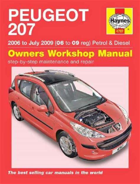 what is the best auto repair manual 2009 dodge ram 3500 instrument cluster peugeot 207 petrol diesel 2006 2009 haynes service repair manual sagin workshop car manuals