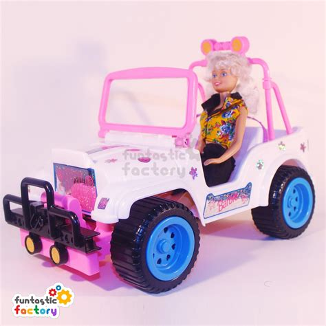 jeep barbie barbie convertible jeep buggy funtastic factory